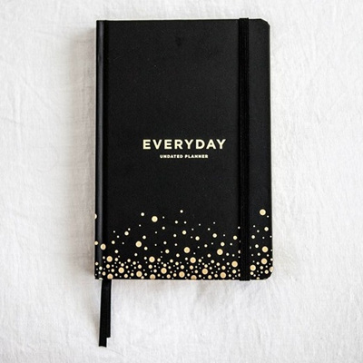 Everyday Planner - Black