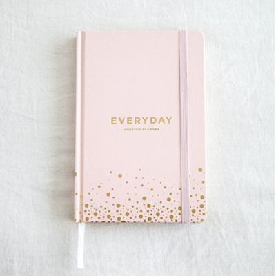 Everyday Planner - Blush