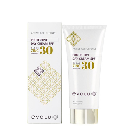 EVOLU Active Age-Defence Protective Day Cream SPF30 60ml
