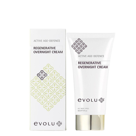 EVOLU Active Age-Defence Regenerative Overnight Cream 60ml