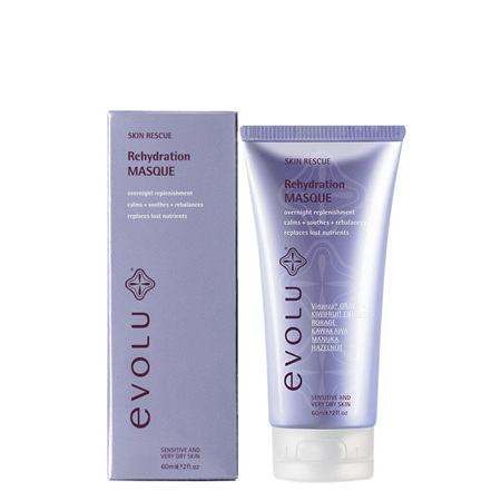 EVOLU Skin Rescue Rehydration Masque 60ml