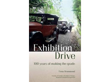 EXHIBITION DRIVE BOOK