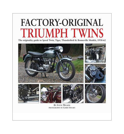 Factory-Original Triumph Twins