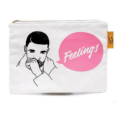 Famous Flames Accessory Pouch - Drizzy