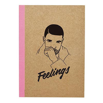 Famous Flames Journal - Drizzy