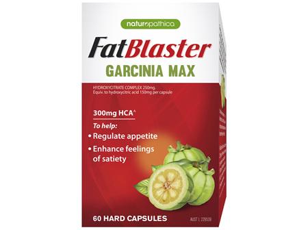 FatBlaster Garcinia Max 60 Capsules