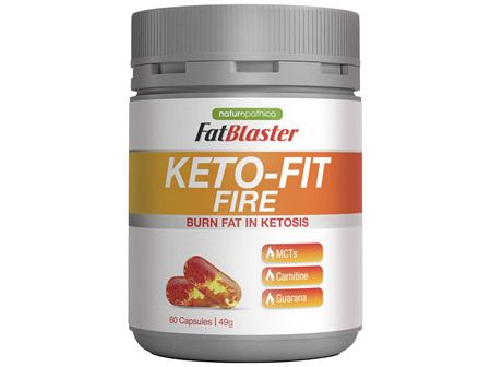 FatBlaster Keto-Fit Fire 60s