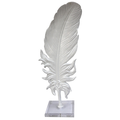 Feather #2 on Stand