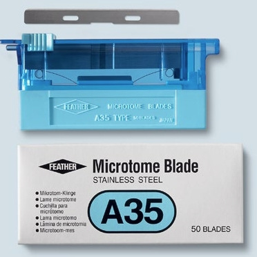 Feather Microtome Blade A35