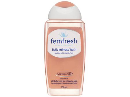 Femfresh Daily Intimate Wash 250mL