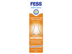 Fess Frequent Flyer Nasal Spray 30ml