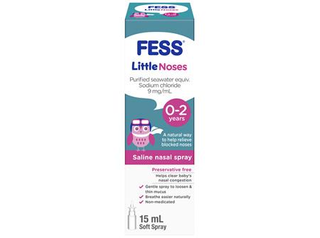 FESS Little Noses Nasal Spray 15mL