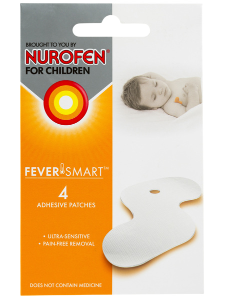 Feversmart Temperature Monitor Refill brought to you by Nurofen for Children