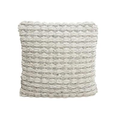 Fielder Woven Cushion - Grey