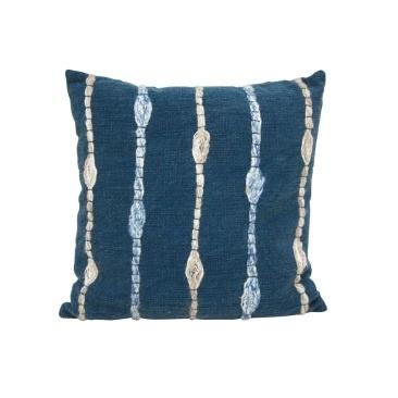 Finn Cushion - Dark Blue 50x50cm
