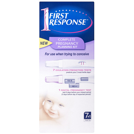 First Response Pregnancy Planning Kit