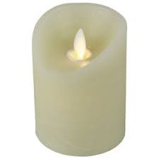 Flameless Candle Smooth Large
