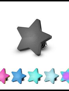 Flat 4mm Star Dermal Top