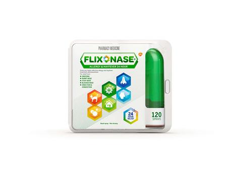 Flixonase Allergy & Hayfever Spray 24 Hour 120