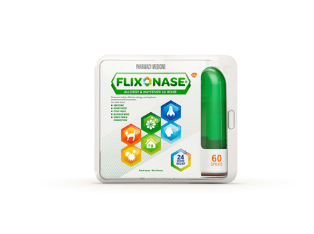 Flixonase Nasal Spray 50 mcg