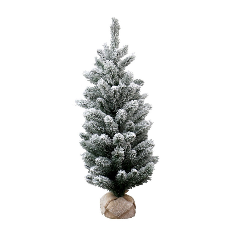 Flocked Tree Large 100cm