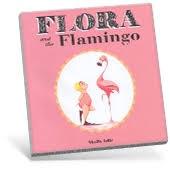 Flora & The Flamingo Book