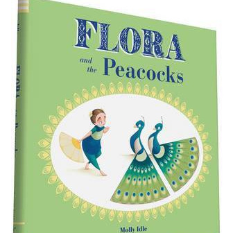 Flora & The Peacocks Book