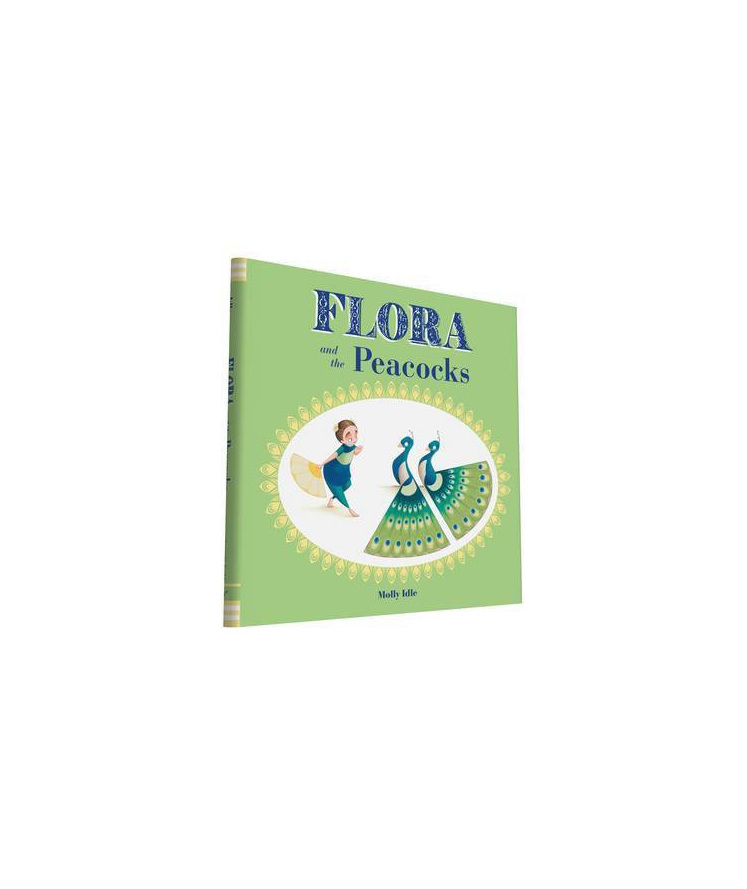 Flora & The Peacocks Book