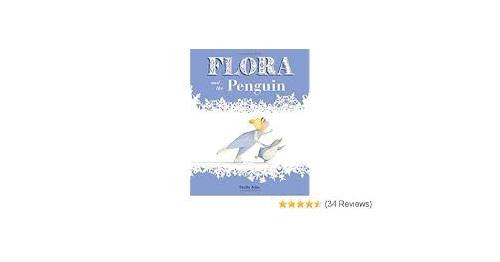 Flora & The Penguin Book