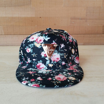 Floral Haterz Snap Back Hat WAS $24.90 NOW