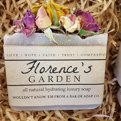 Florences Garden Soap