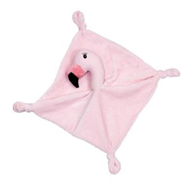 Flossie Flamingo Comforter