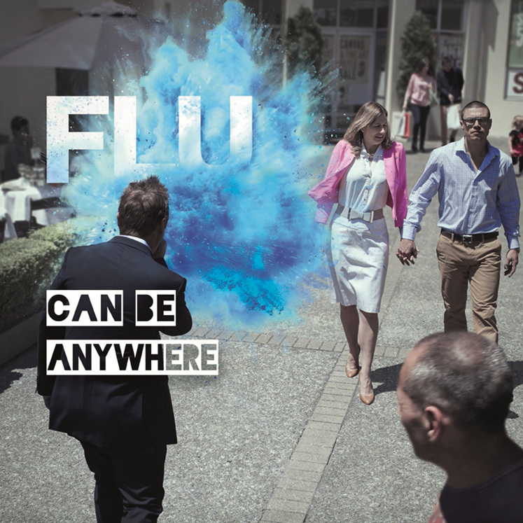 Flu can be anywhere