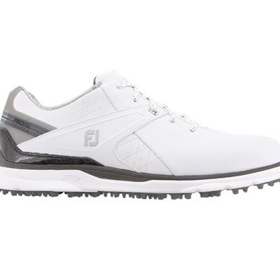 Footjoy 2020 Pro SL Carbon Golf Shoe - White #53104