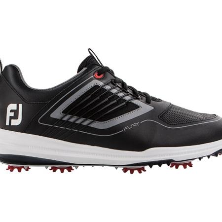 Footjoy Fury Golf Shoe - Black #51103a