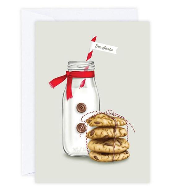 For Santa Card