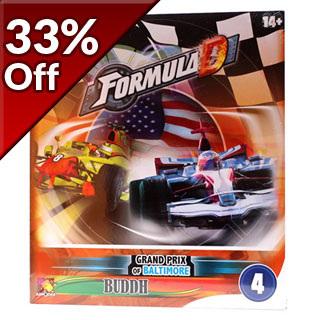 Formula D: Expansion 4 - Baltimore & Buddh