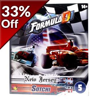 Formula D: Expansion 5 - New Jersey & Sotchi