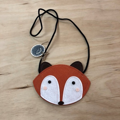 Foxie Felt Children's Bag
