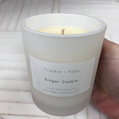 Frankie & Rose Candle - Ginger Cookie