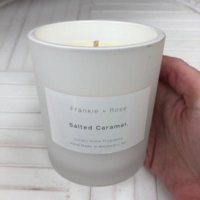 Frankie & Rose Candle - Salted Caramel