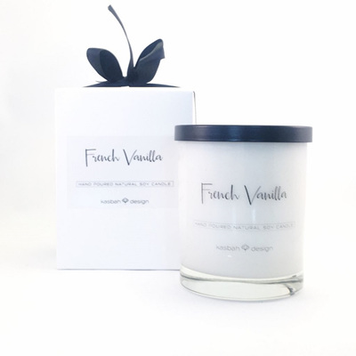 French Vanilla - Soy Candle/Large