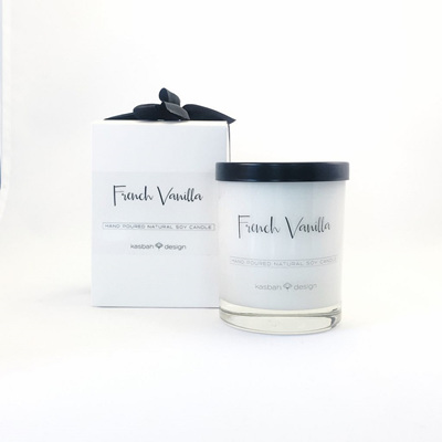 French Vanilla - Soy Candle/Standard