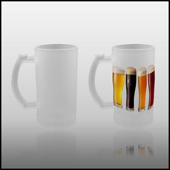 Frosted Beer Mug  $34.95