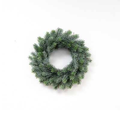 Frosted Pine Wreath - 52cm