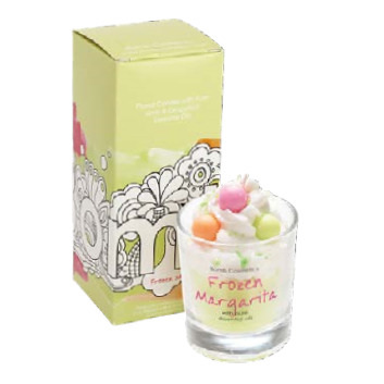 Frozen Margarita Pipped Candle