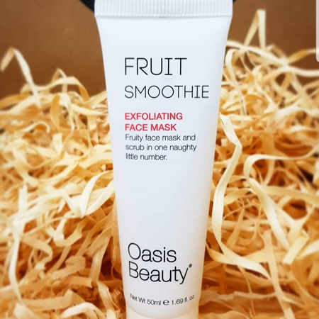 Fruit Smoothie 3-in-1 Enzyme Exfoliating Face Mask & Scrub