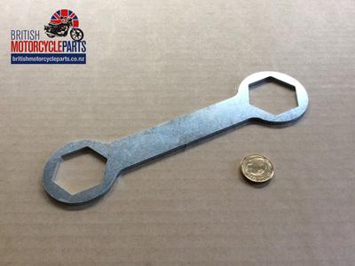 60-0779 Fork Top Nut Spanner - Triumph Norton