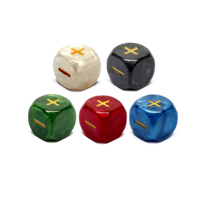 Fudge/Fate Dice