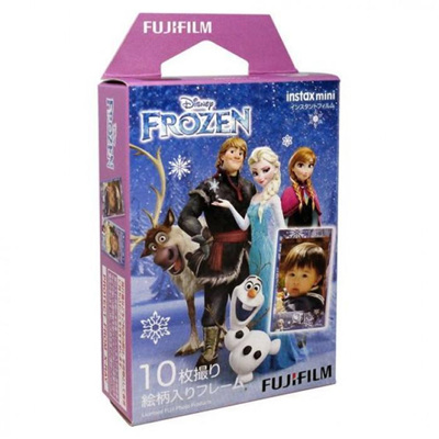 FUJIFILM INSTAX MINI FILM 10 PK FROZEN